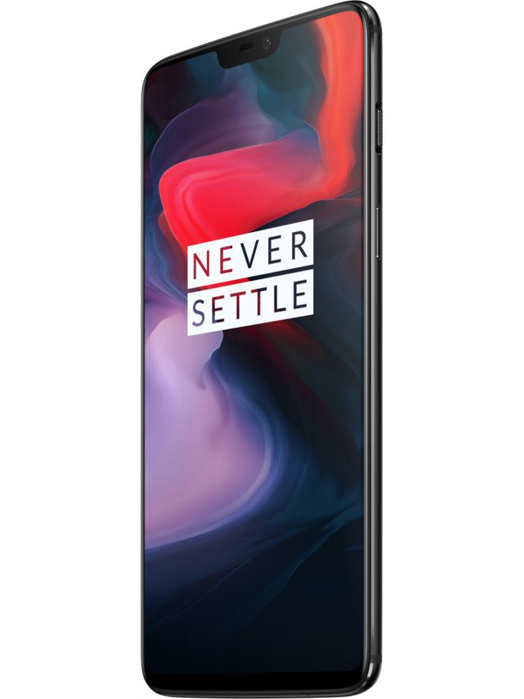 OnePlus 6 256 ГБ Midnight Black (чёрный)