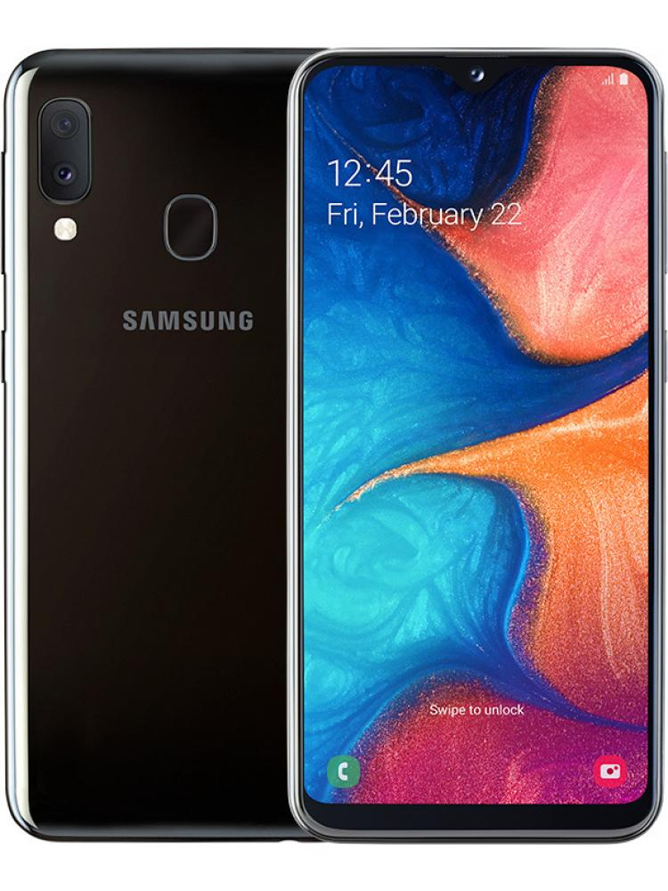 Samsung Galaxy A20e 3/32GB чёрный