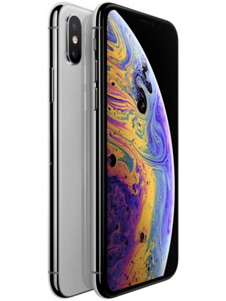 iPhone Xs 256 ГБ silver
