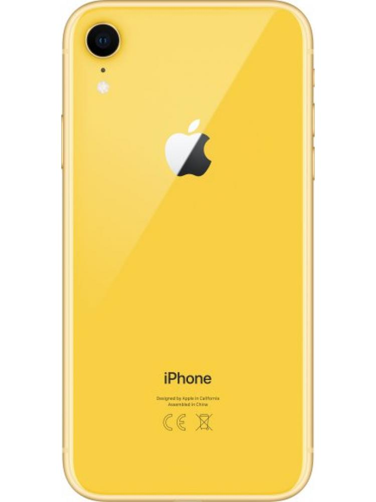 iPhone XR 128 Гб yellow